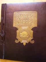 Scrapbook Cover - Vintage 1930's - $25.00