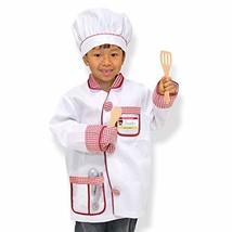 Melissa & Doug Chef Role-Play Costume Set (Pretend Play, Materials, Machine-Wash - $32.00