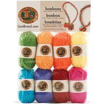 Bonbons Yarn 8/Pkg-Crayons - $17.52 CAD
