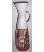 1960's LAPID Israel Retro Designed Slender Cera... - $60.79