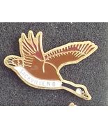 Old Canada Goose Cloisonne Lapel Pin Pinback - $5.00