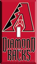 NEW ARIZONA DIAMONDBACKS BASEBALL MLB COVER PLATE COMBO - $7.99