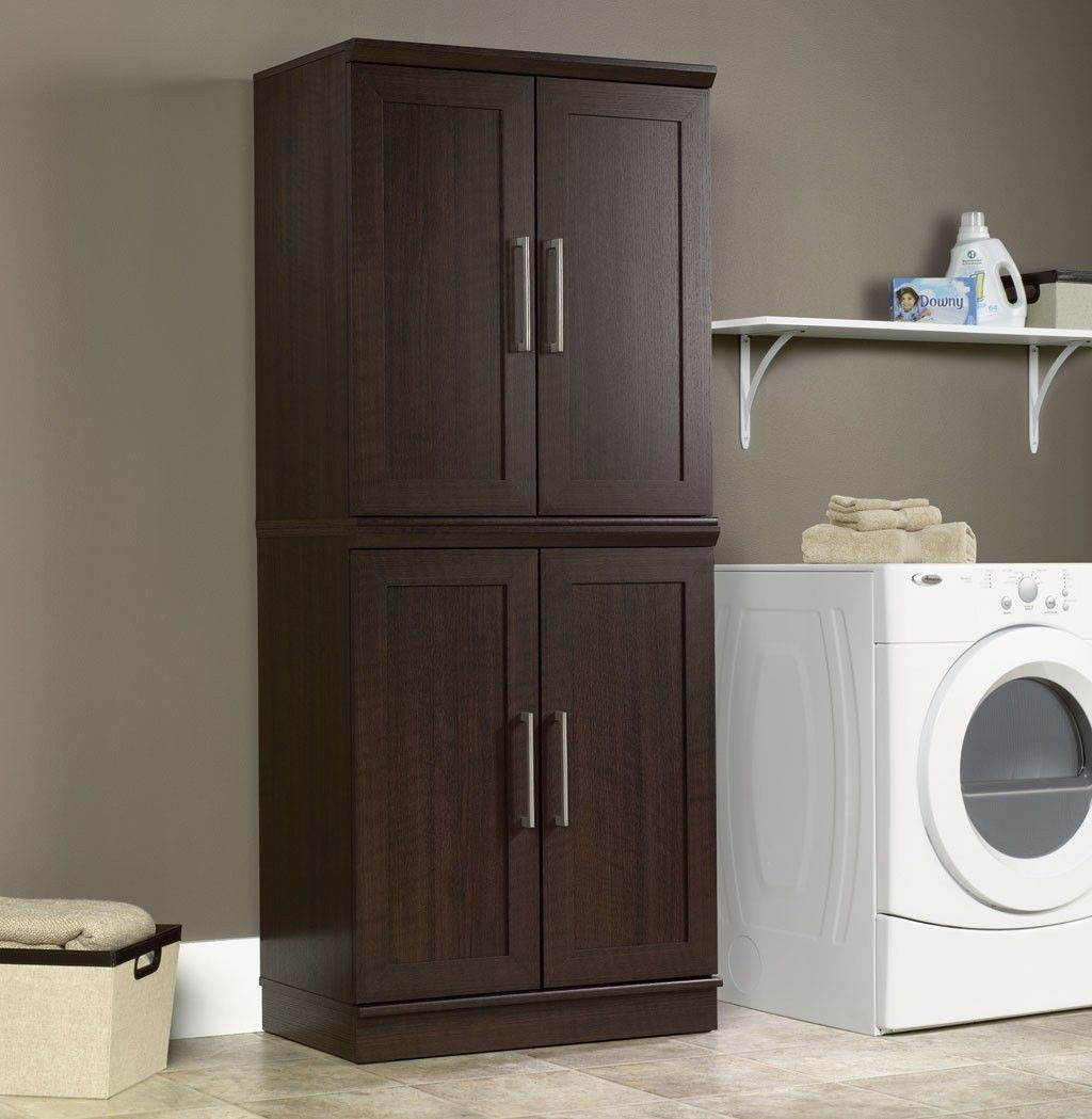 Stackable Mulit-Purpose Storage Cabinet with Adjustable ...