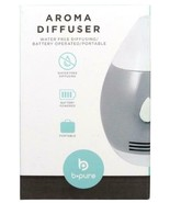 B-PURE PORTABLE MINI AROMA DIFFUSER WATER FREE BATTERY OPERATED 2 PADS D... - $4.99