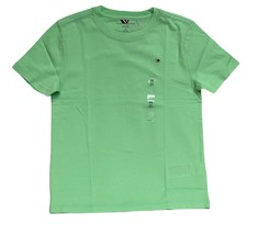 Tommy Hilfiger Kids T-shirt Boys Green- XL (16-18) - $18.99