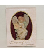Seraphim Angel Cymbeline Ornament by Roman, Inc from Seraphim Classics C... - $14.99