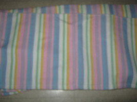 "Cotton Napkins Striped 18"" Square Set Of 4 - $9.89"