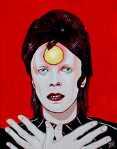 Art Print Bowie Signed by Jason Wright - $14.80
