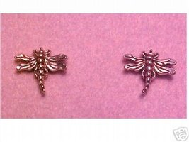 Dragonfly Studs Sterling Silver Dragonflies Petite - $7.00