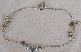 Anklet with charms b thumb200