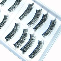 LOT of 100 pairs Daily Normal Makeup False EyeLashes AA - $24.74
