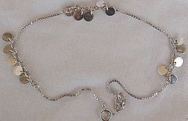 Anklet with charms b  3 thumb200
