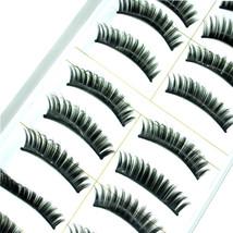 LOT of 50 pairs Daily Normal Makeup False EyeLashes A1 - $16.65