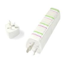 5x Universal Travel Power Plug Adapter Australia & NZ - $9.18