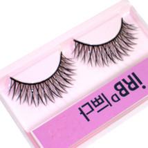 5 PAIRS CHARM FALSE EYELASHES Eye Lash Mascara + GLUE - $4.89