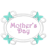 Mother's Day Bow Sheet-Digital Download-ClipArt... - $3.00
