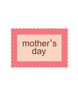 Mother's Day Pink Frame Sheet-Digital Download-... - $3.00