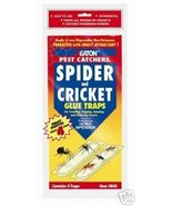 JT EATON- SPIDER AND CRICKET TRAP - $6.00