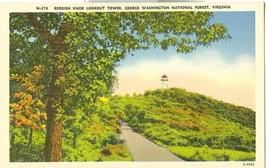 Reddish Knob Lookout Tower, George Washington National Forest, Virginia - $4.99