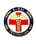 X Ray Technician Pin X-Ray Tech Medical Emblem ... - $12.57