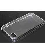 Thin Crystal Clear Snap-on Clear Hard iPhone 5 Case 501C - $4.95