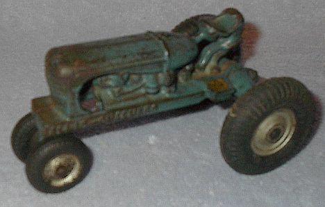 Allis tractor1