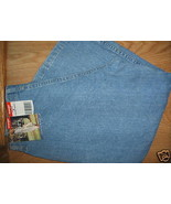 Ladies WRANGLER Size 6 Capri Jeans Cropped Relaxed Fit Vintage Bleach Lo... - $18.99