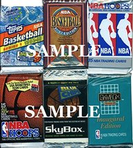 200 Vintage NBA Basketball Cards in Old Sealed Wax Packs - Perfect for N... - $44.99