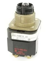 ALLEN BRADLEY 800T-FXNP16 A7 PUSHBUTTON PUSH/PULL LAMP SER. T 40171-002-01, 120V