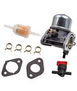 Carburetor Engine For FH430V FS481V w/  Fuel Filter Gaskets Valve Clamps... - $58.34