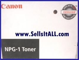 Brand NEW Ganon NPG1 Toner 1372A006 1372A006AA - $24.95