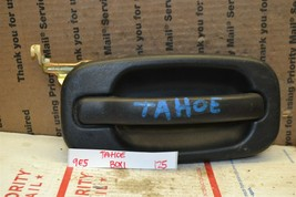 01-07 Chevrolet Tahoe Rear Right Side Exterior Door bx1 Handle 15721572 125-9e5 - $14.99