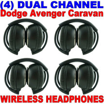 4 NEW Dodge Avenger Caravan Wireless Dual Chann... - $89.95