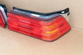 90-95 Mercedes W129 R129 500 500sl SL320 S500 Tail Light Lamps Set R&L image 2