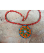 Native American Style Pendant Necklace - $22.00