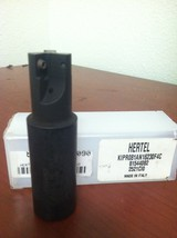 """Hertel #3099433 0.8120"""" x 1"""" x 0.390"""" x 3-1/2"""" 3F Indexable Coolant End ... - $80.31"""