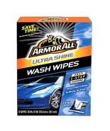 12CT Armorall Ultra Shine Wash Wipes - $14.99