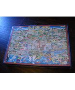 Buffalo Games Jigsaw Puzzle 1988 City Of Cleveland Don Scott Associates ... - $19.99