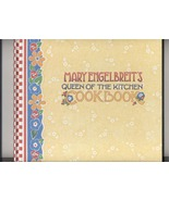 Mary Engelbreits Queen of the Kitchen Cook Book Hard Cover Like New - $8.99