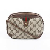 Vintage Gucci GG Monogram Web Shoulder Bag - $660.00