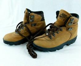Nike Air ACG Hiking Boots 8.5 Women's Ladies Trail Leather All Terrain 950810 - $42.99