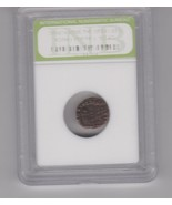 Slabbed Roman Imperial Constantine The Great Bronze Coin c.300 A.D. - $7.16