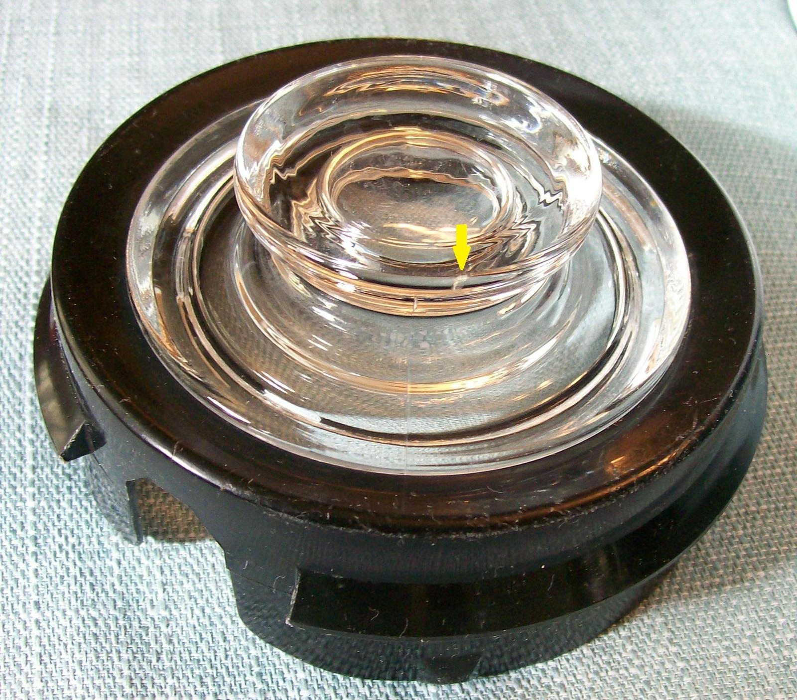 Corning Ware BLUE CORNFLOWER Electric Coffee Pot/Percolator 10 cup P-80-EP VGUVC