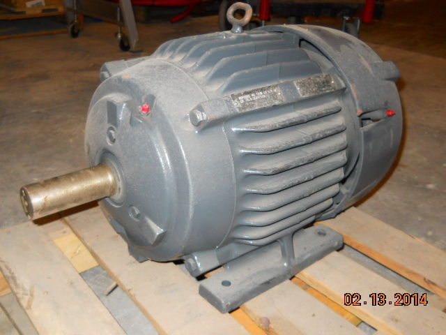 Us motors 7 5 hp corrosion duty tefc motor 230 460v 3 for 7 5 hp 3 phase motor