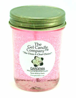 Primary image for Gardenia 90 Hour Gel Candle Classic Jar