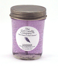 Lavender 90 Hour Gel Candle Classic Jar - $8.96
