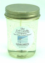 Clean Sheets 90 Hour Gel Candle Classic Jar - $8.96