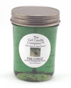 Primary image for Scotch Pine 90 Hour Gel Candle Classic Jar