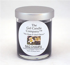 Nag Champa Scented Gel Candle Votive - €4,84 EUR