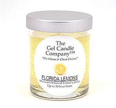 Florida Lemons Scented Gel Candle Votive - €4,79 EUR